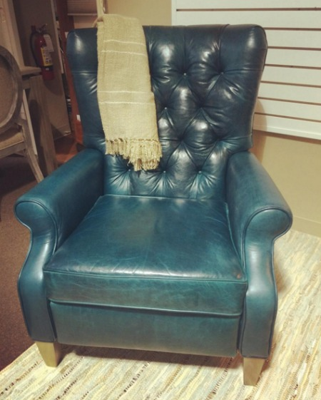 Perfect Mountain Spring Sam Moore Chair