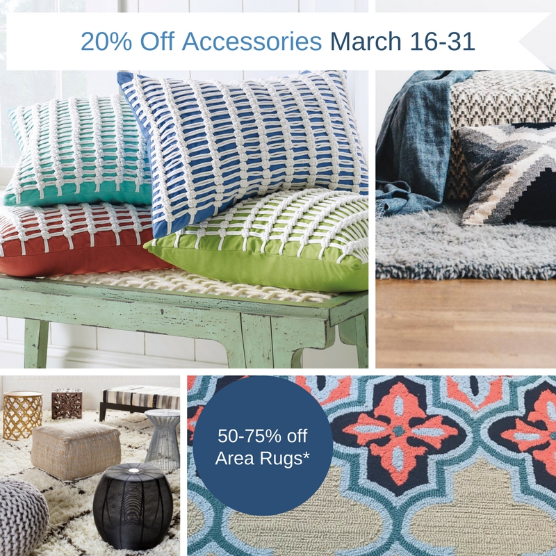 May Home Accessories Sale Aiden Fabrics