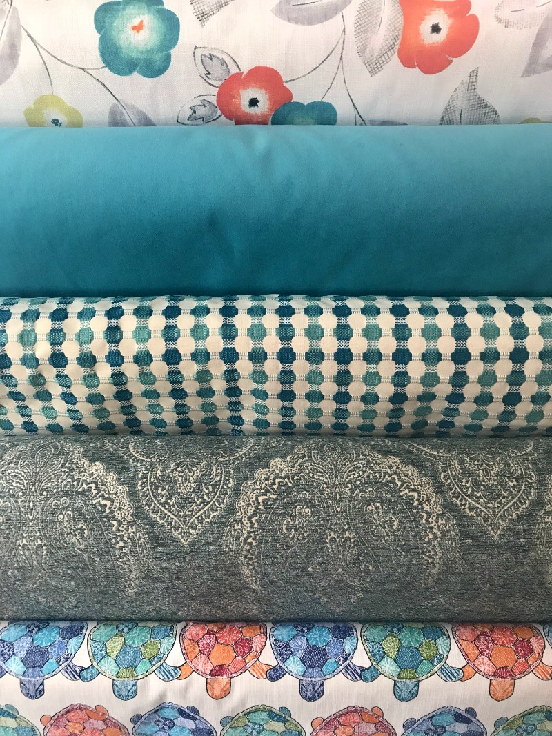 Fabrics-Blue