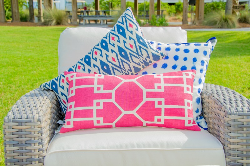 Here S A Quick Rundown On The Types Of Materials Used In Outdoor Fabrics And Where They Should Be Lied