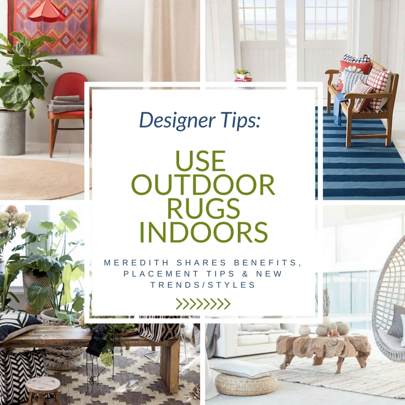 Using Outdoor Rugs Indoors