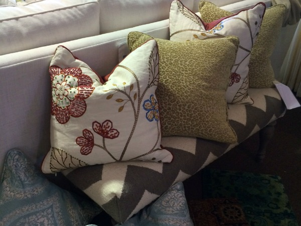Hot Fabric & Home Trends