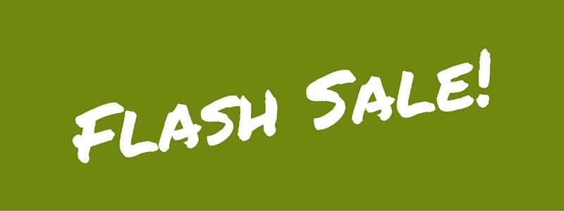 Flash Sale 50 Off Select Items