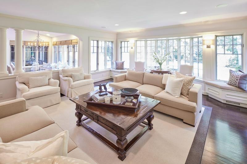 Crypton Home Fabrics - Living Room