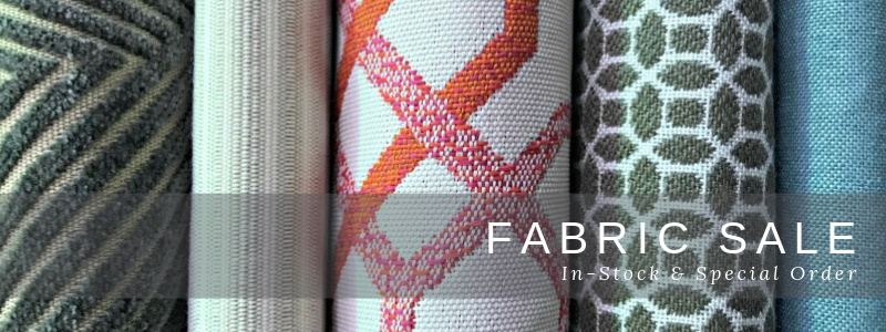 Our Annual Fabric Sale is Here