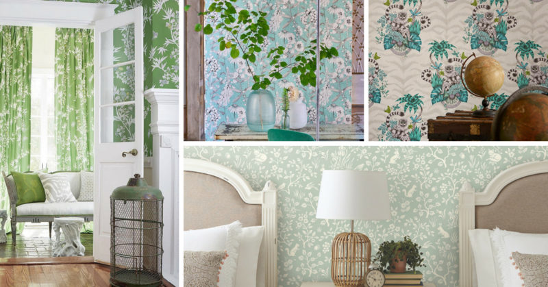 Designer Wallpaper Inspirations