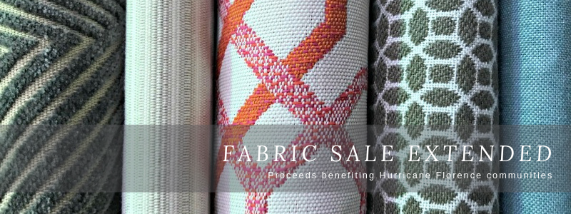 Fabric Sale Extended for One Week Only