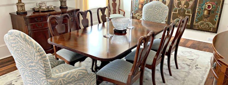 Daniel Island Dining Room Makeover