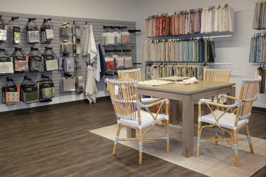 Design Center at Aiden Fabrics