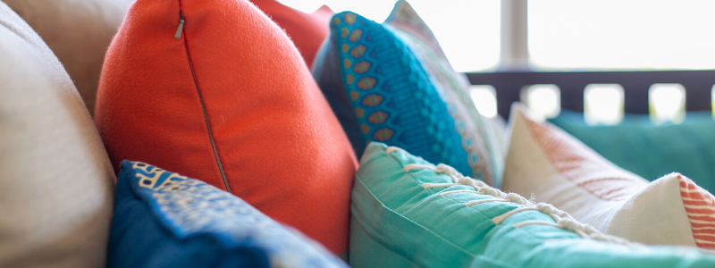 DIY Cushion & Pillow Inserts