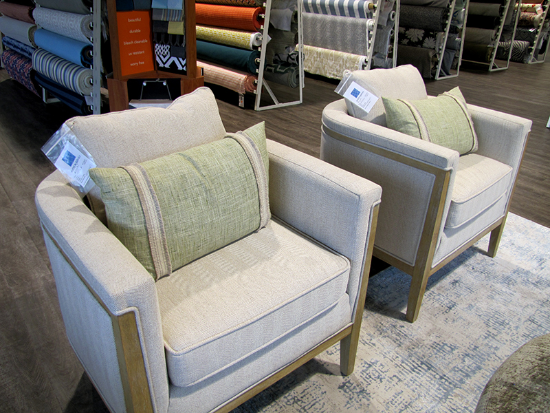 Uttermost Noella Accent Chairs