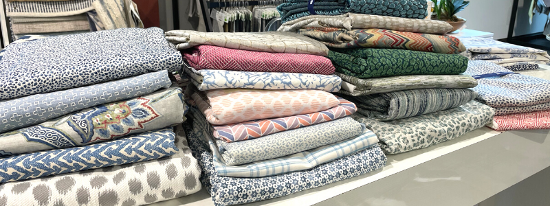 New Fabric Flat Folds